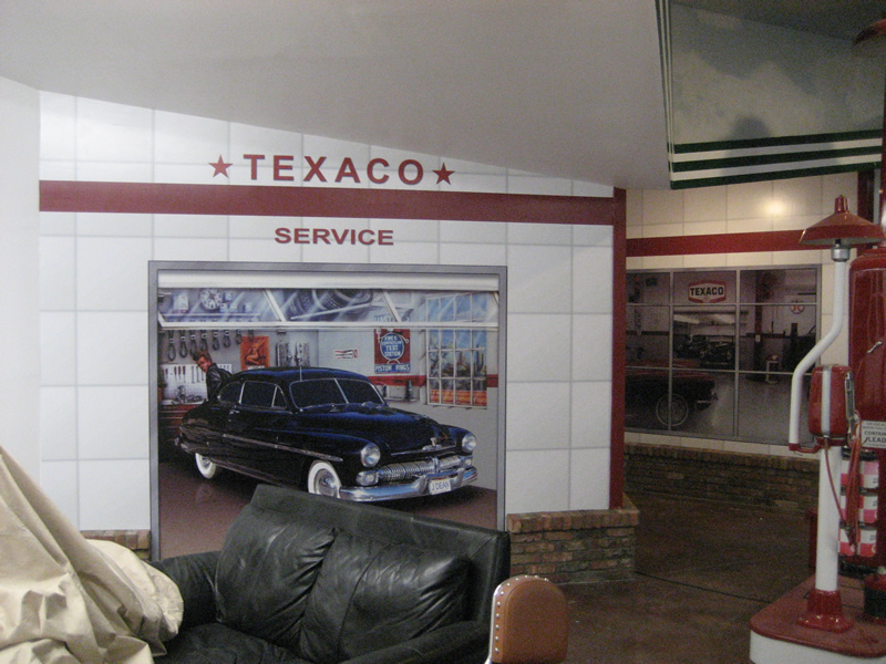 Garage Wall Murals Gallery Click On Thumbnail To See Larger Image